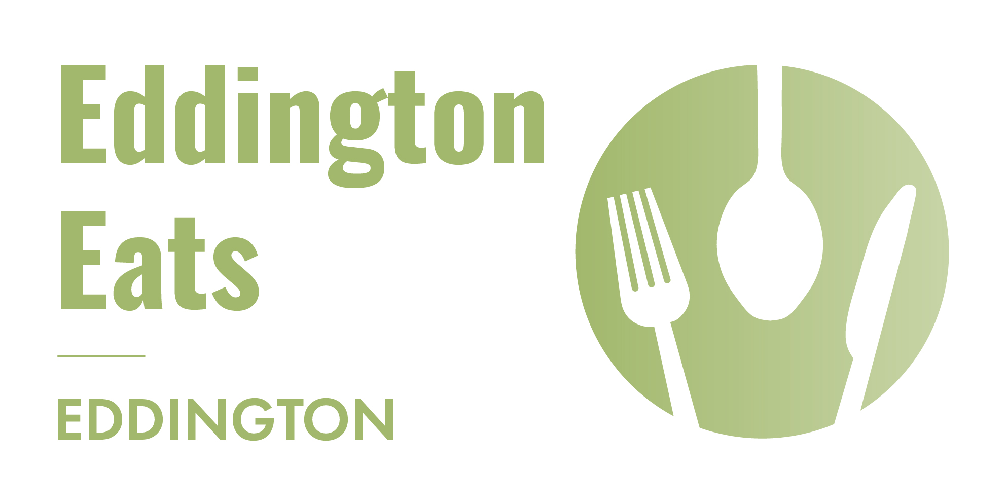 Eddington Eats Logo